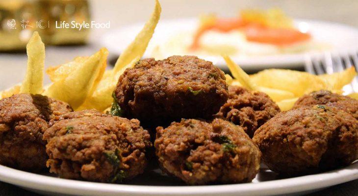 Homemade Greek Meatballs